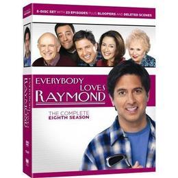 Everybody Loves Raymond: Complete HBO Season 8 [DVD]